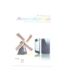 3X Clear Front Screen Protector for Samsung Galaxy S3 I9300
