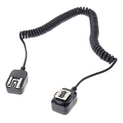 bleskové zařízení baterka 580EX 430EX propojovací kabel pro Canon EOS 7D 6D 5d iii 70d 60d 700d 650d DSLR - černá (360 cm)