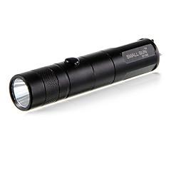 SMALLSUN ZY-C55 mono-mode Cree XP-E Q5 LED Flashlight (240LM, 1 * AA, Noir)