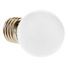 E26/E27 0.5W 4 30 LM RGB LED Globe Bulbs AC 220-240 V