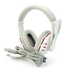 Somic G927 7.1 Høretelefoner (Pandebånd)ForComputerWithLyd-annulerende