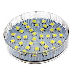 5W GX53 LEDスポットライト 36 SMD 5050 280-350 lm クールホワイト 交流220から240 V
