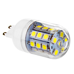 4W G9 Ampoules Maïs LED T 30 SMD 5050 450 lm Blanc Froid AC 100-240 V