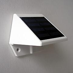 4-LED الضوء الأبيض الصمام الخفيفة للطاقة الشمسية
