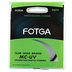 Fotga 55mm Ultra Slim Pro6 Mc Multi-Coated Filtre UV Ultra-Violet protecteur d'objectif