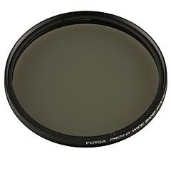 fotga® PRO1 د 58mm وضئيلة جدا العريف المتعددة المغلفة التعميم الاستقطاب مرشح عدسة