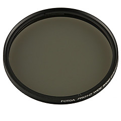 filtre polarisant fotga® pro1-d 58mm ultra minces cpl multicouches circulaire