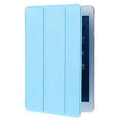 étui en cuir folio tri-fold pour Mini iPad 3, iPad Mini 2, Mini iPad