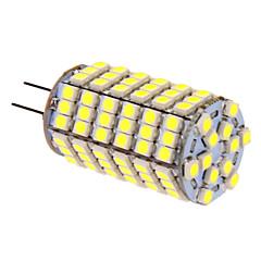 7W G4 LED Corn Lights T 118 SMD 5050 400 lm Cool White DC 12 V