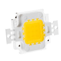 DIY 10W 820-900LM 900mA 3000-3500K meleg fehér fény Integrated LED Module (9-12V)