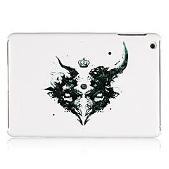kroon horens patroon plastic achterkant van de behuizing voor de iPad mini 3, ipad mini 2, ipad mini
