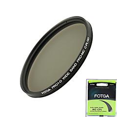 Fotga Pro1-D 77mm ultra delgado Mc Multi Capa Filtro Cpl polarizante circular de la lente