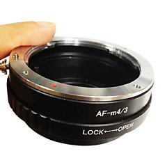 마이크로 EMOLUX 소니 미놀타 AF MA 4 / 3 M4 / 3 렌즈 어댑터 EP1 EP2 G1 GF1 GF2 GH1 GH2