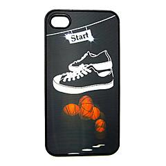 Case Effet 3D pour iPhone4/4S