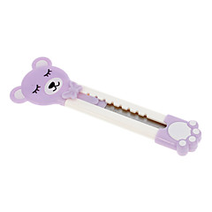 Bear Style Plastic Utility Knives