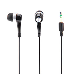 In-Ear Headphonefor iPod/iPad/iPhone/MP3 (Black)