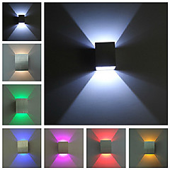 Wall Light LED Modern Assorted Light Colors