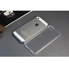 Ultra-fino TPU transparente para iPhone5/5S