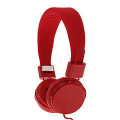 EP05 Vikbar On-Ear hörlurar med fjärrkontroll och mikrofon