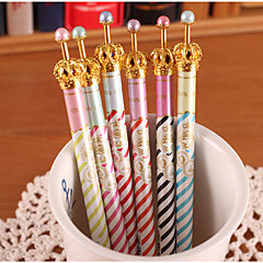 0.5MM Lovely Crown Mechanical Pencil(Random Color)