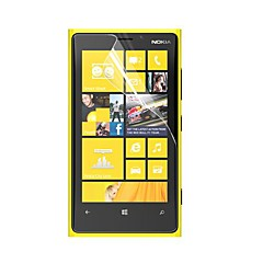 ENKAY Clear HD Screen Protector Protective Film Guard with Cleaning Cloth for Nokia Lumia 920