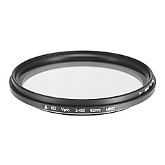 Rotatif filtre ND pour appareil photo (62mm)