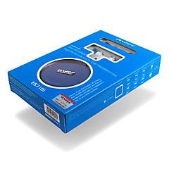 ES710i-awei Super Bass auricolare in-ear con microfono e telecomando per Mobilephone/PC/MP3