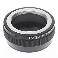 FOTGA M42-M4 / 3 Tube appareil photo numérique Lens Adapter / Extension