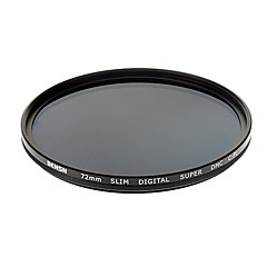 BENSN 72mm SLIM Super DMC C-PL Camera Filter