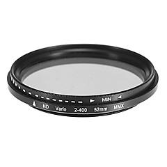 돌릴수있는 ND 필터 카메라 용 (52mm)