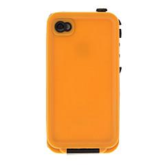 4-1 Waterproof Shockproof Drop Resistance Case for iPhone 4/4S