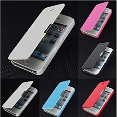 maylilandtm frostet utforming magnetisk spenne full body sak for iPhone 4 / 4S (assorterte farger)