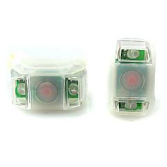 Eclairage de Velo , Eclairage ARRIERE de Vélo / Eclairage de bicyclette/Eclairage vélo - 3 Mode Lumens Etanche bateri sel Batterie