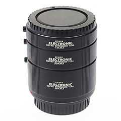 Macro Set Externsion Tubo DG II para câmeras Canon (EF13 EF20 + + EF36)