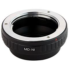 Minolta MD Lens pour Nikon1 J1 V1 Mount Adapter