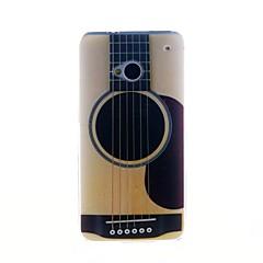 For HTC etui Mønster Etui Bagcover Etui Tegneserie Blødt TPU HTC