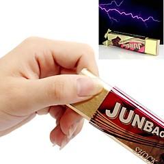 Shock-Du-vän Electric Shock Choklad practical joke Prylar