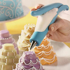 1 Baking High Quality For Cake / For Cupcake Plastic / Stainless Steel Decorating Tool