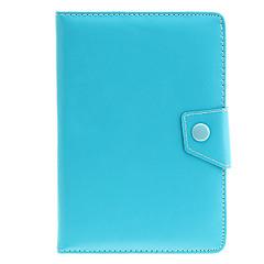 7inch Caja universal de la PU Bolsa de cuero con el soporte para Tablet PC