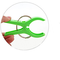 Special Design Solid Color Wind-proof Clamp(4 PCS)