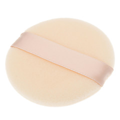 Przechowywanie kosmetyków Poduszeczka do pudru/Gąbka Beauty Blender 13.3*11.4*2 Pomarańczowy