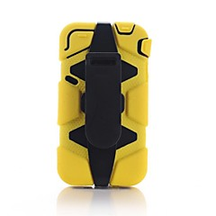 New Impact Belt Clip Extreme Duty Military Case Built in Screen for iPhone 4/4S