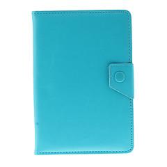 7 Inch PU Leather Full Body Case telineellä Kindle / Asus / Google Nexus / Lenovo / Huawei (Assorted Colors)