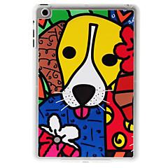 아이 패드 미니 3, 아이 패드 미니 2, 아이 패드 미니에 대한 강아지 컴퓨터 패턴 하드 케이스