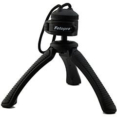 """Fotopro SY310 Mini tableau trépied pour appareil photo numérique avec 1/4 """"interface universelle de vis - Noir"""