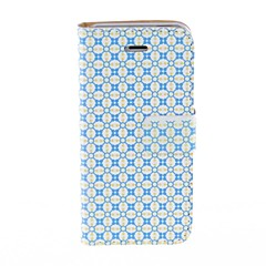 Kinston Allineamento Bella cassa del modello PU Custodia in pelle completo con supporto per iPhone 5/5S