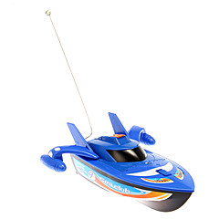 High Power RC Racing Boat (couleurs assorties)