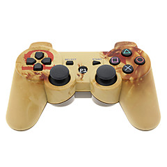 Shock Six Axis controller Bluetooth Wireless Dual per PS3