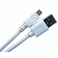 USB 2.0 Micro USB 2.0 Κανονικό Καλώδιο Για 300 cm PVC