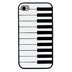 Design ouvert de visage orgue électronique pour l'iPhone 4/4S